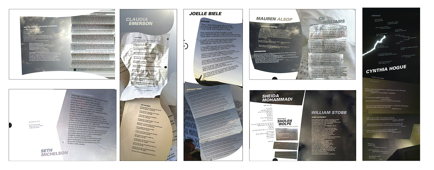 sample pages of tab journal